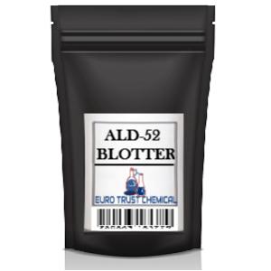 ALD-52 BLOTTER